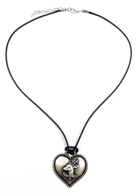 J.Jayz Kette mit Anhänger »Herz«   Schmuck > Halsketten > Herzketten   J.Jayz