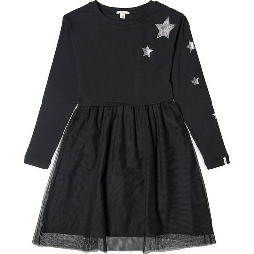 Esprit Kinder Jerseykleid mit Tüllrock