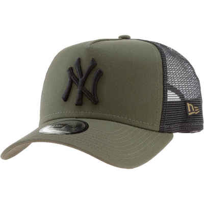 1930ad90895897 New Era Snapback Cap »A-Frame Trucker New York Yankees«