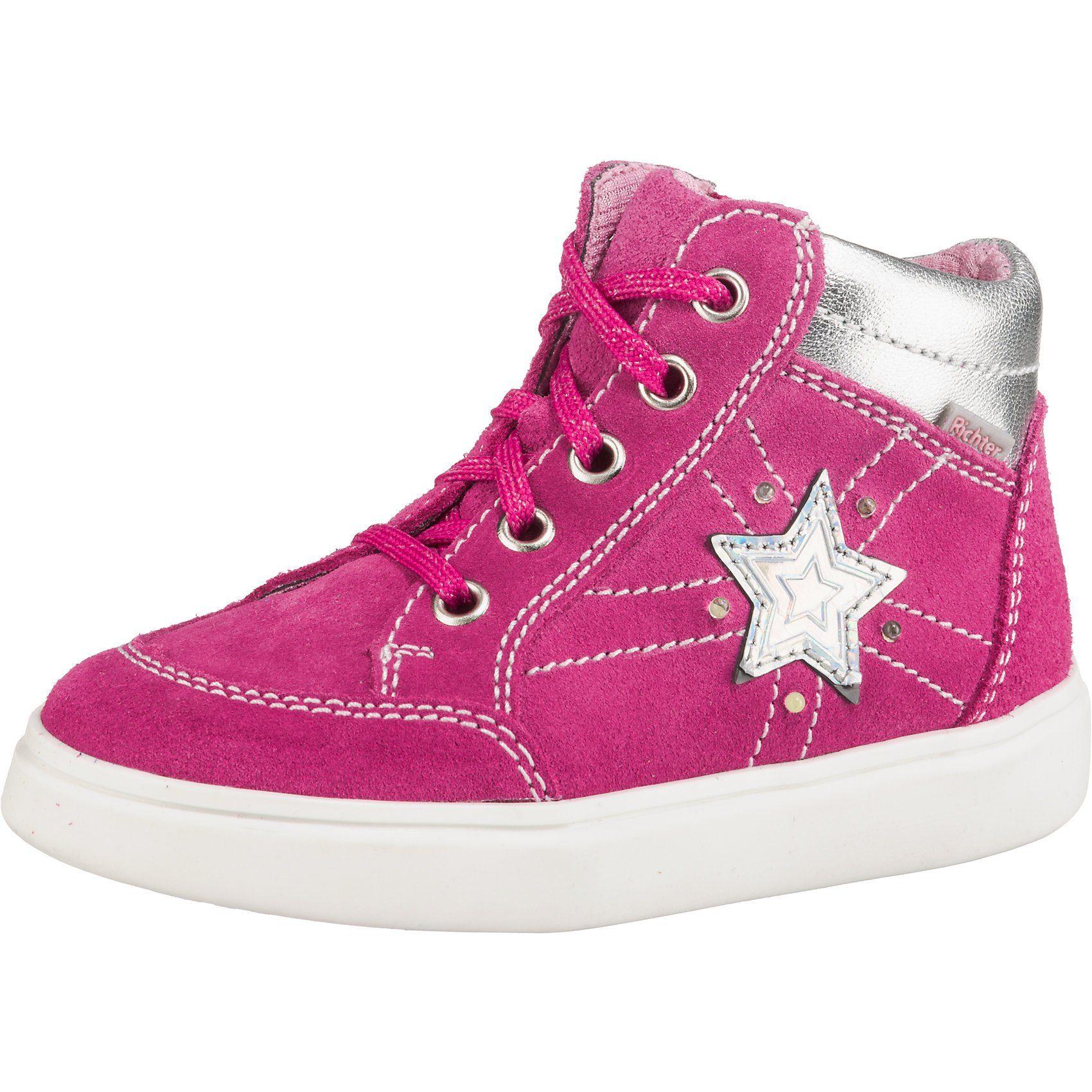 Richter Sneakers High Blinkies für Mädchen, Verschluss: Reißverschluss online kaufen | OTTO