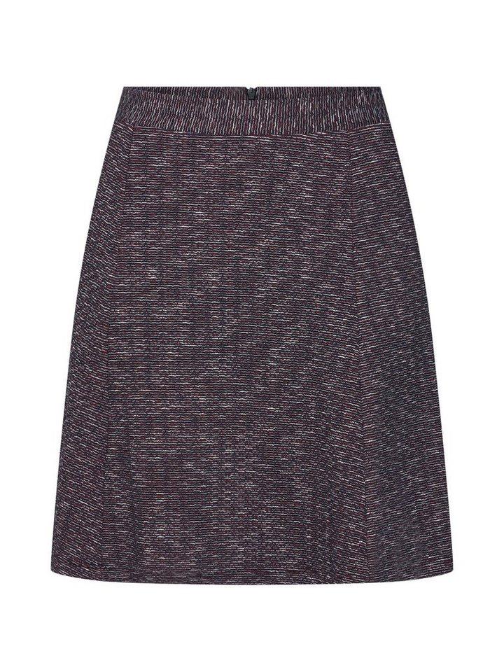Esprit A-Linien-Rock »Skirts knitted«   Bekleidung > Röcke > A-Linien Röcke   Schwarz   Esprit