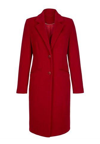 AMY VERMONT Пальто в классический стиль