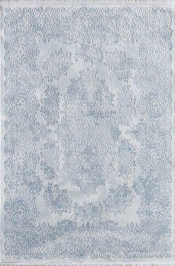 Teppich »Nakis 2501«, Sanat, rechteckig, Höhe 12 mm