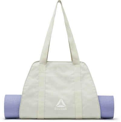 Reebok Yogatasche »Mat Carry Sling - Parchment«
