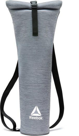 Reebok Yogatasche »Mat Bag - Grey«