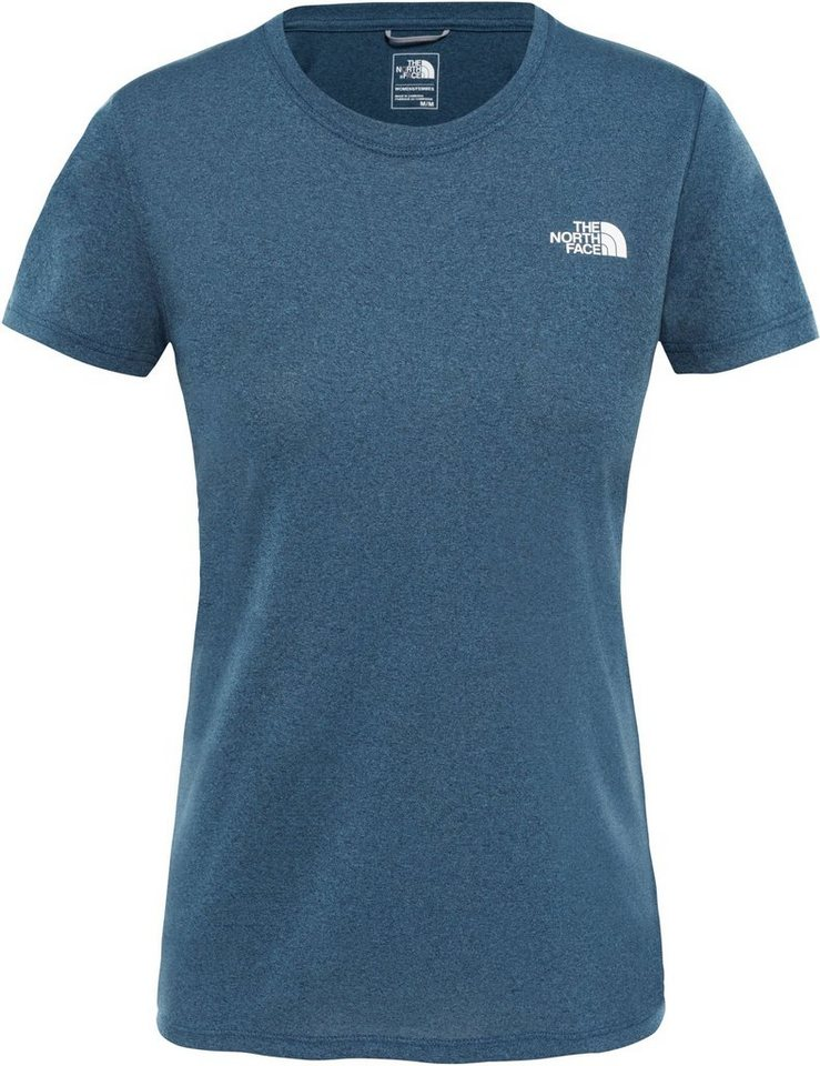 separation shoes 07b51 6f440 The North Face T-Shirt »Reaxion Ampere Crew Shirt Damen« online kaufen |  OTTO