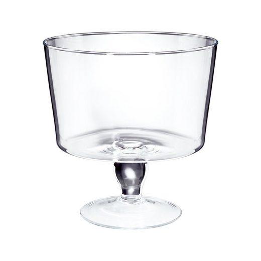 BUTLERS COUPE »Glasschale mit Fuß Ø 25 cm«