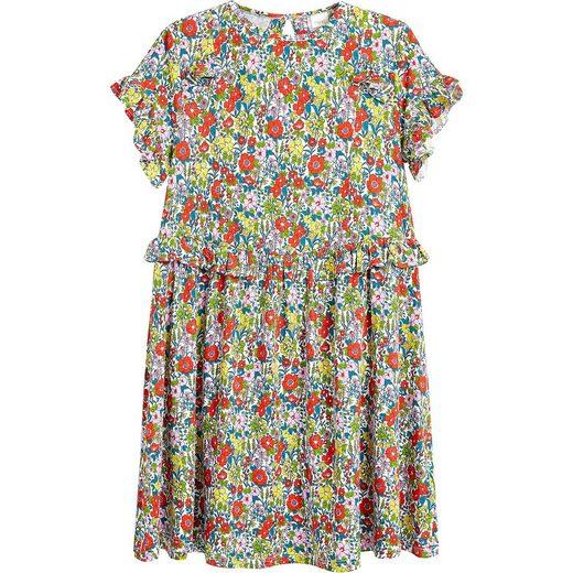 Next Kinder Kleid mit Rüschen