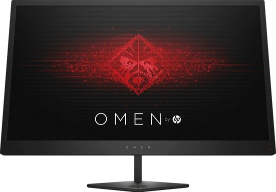 OMEN 25 Gaming-LED-Monitor (1920 x 1080 Pixel, 1 ms Reaktionszeit, 144 Hz)