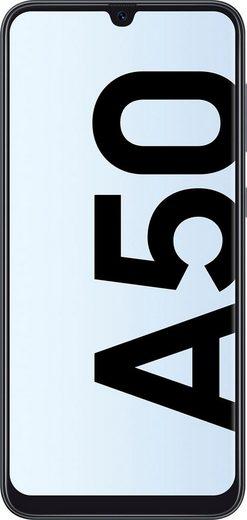 Samsung Galaxy A50 Smartphone (15,76 cm/6,2 Zoll, 128 GB Speicherplatz, 25 MP Kamera)