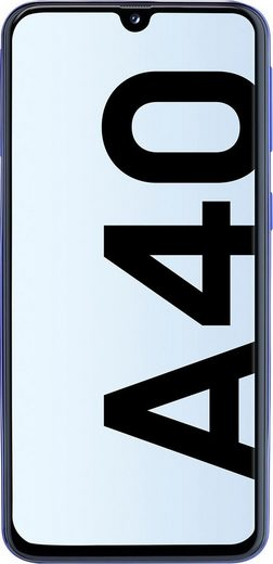 Samsung Galaxy A40 Smartphone (14,92 cm/5,9 Zoll, 64 GB Speicherplatz, 16 MP Kamera)
