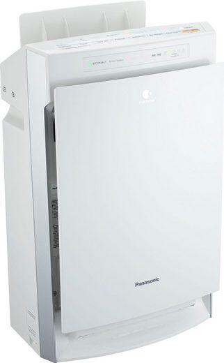 Panasonic Kombigerät Luftbefeuchter und -reiniger F-VXR50G-W, für 40 m² Räume