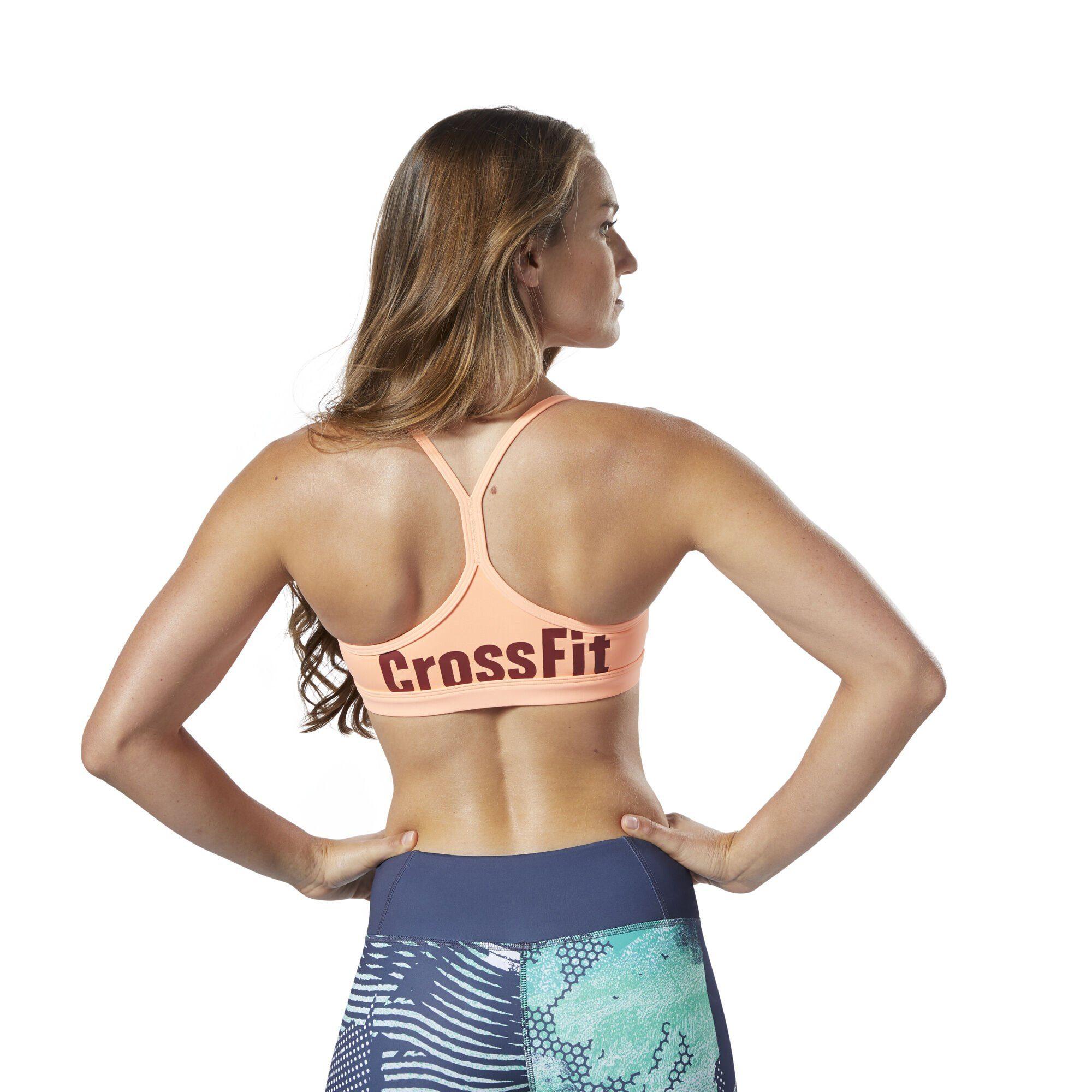 Reebok Sport Bustier »Reebok CrossFit® Medium Impact Bra« online kaufen | OTTO