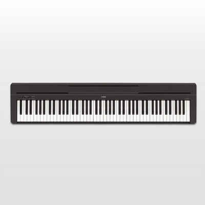 Yamaha Stage-Piano »P-45«, mit 88 Tasten Graded Hammer Standard (GHS) Tastatur