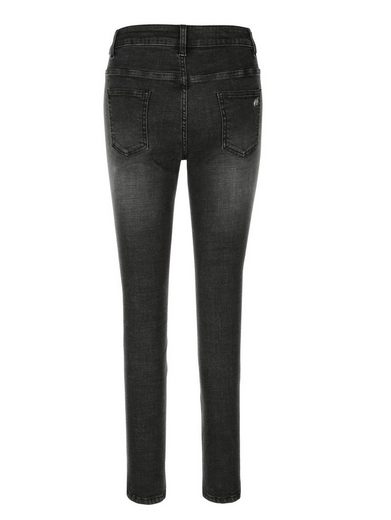 Amy Vermont Jeans in Patch-Optik