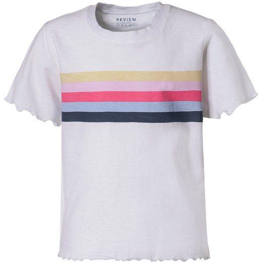 REVIEW for Teens T-Shirt für Mädchen
