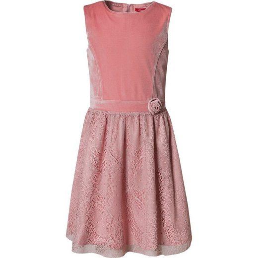 s.Oliver Kinder Kleid