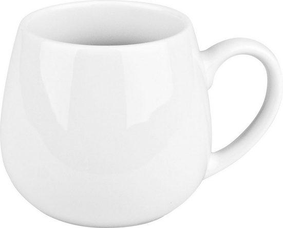 Könitz Becher »Pure White« (4-tlg), Porzellan