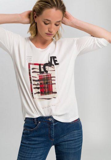 MARC AUREL T-Shirt mit Frontprint