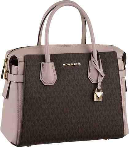 MICHAEL KORS Handtasche »Mercer Belted Medium Satchel«