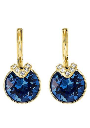 Swarovski Paar Ohrhänger »BELLA 2 DROP, 5498875« mit Swarovski® Kristallen