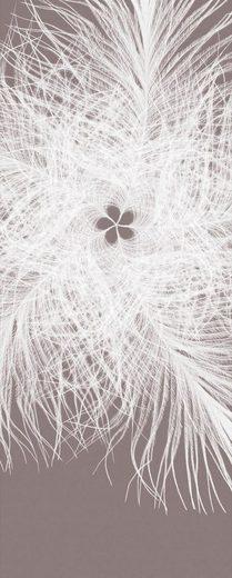 Fototapete »Federkern«, 100/250 cm