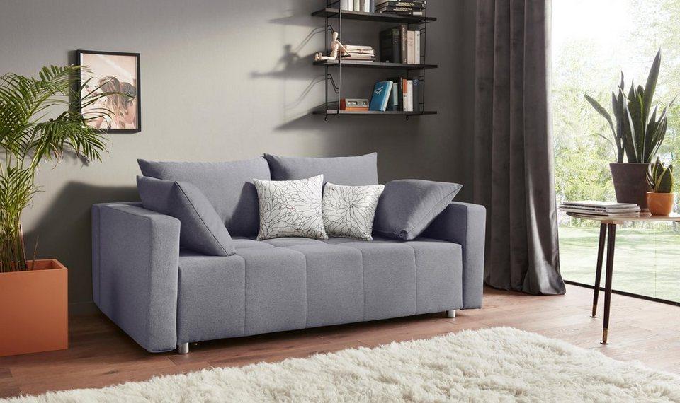 collection ab schlafsofa inklusive bettkasten und. Black Bedroom Furniture Sets. Home Design Ideas