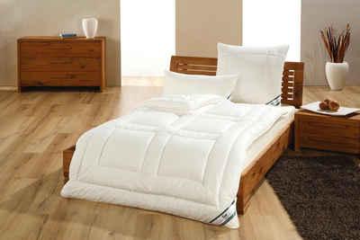Baumwollbettdecke, »African Cotton«, f.a.n. Schlafkomfort, optimaler Feuchtigkeitstranport auf natürlicher Basis durch 100% Lyocell in der Füllung