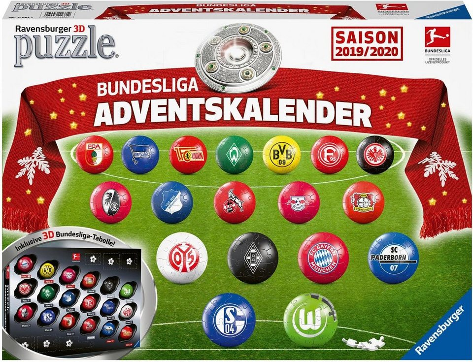 Adventskalender Lotto 2020
