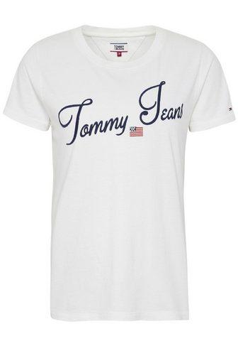 TOMMY JEANS TOMMY Džinsai Marškinėliai »TJW vintaž...