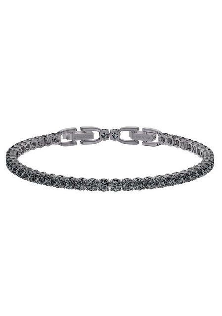 Swarovski Tennisarmband »TENNIS DLX M, 5514655«, mit Swarovski® Kristallen | Schmuck > Armbänder > Tennisarmbänder | Swarovski