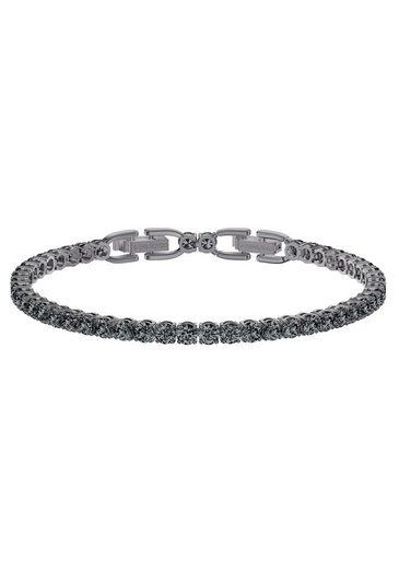 Swarovski Tennisarmband »TENNIS DLX M, 5514655«, mit Swarovski® Kristallen