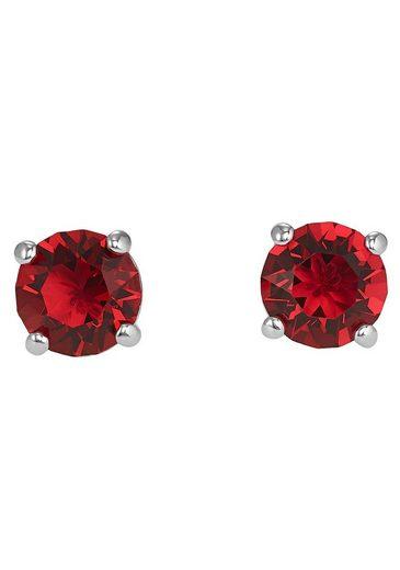 Swarovski Paar Ohrstecker »ATTRACT STUD, 5493979«, mit Swarovski® Kristallen