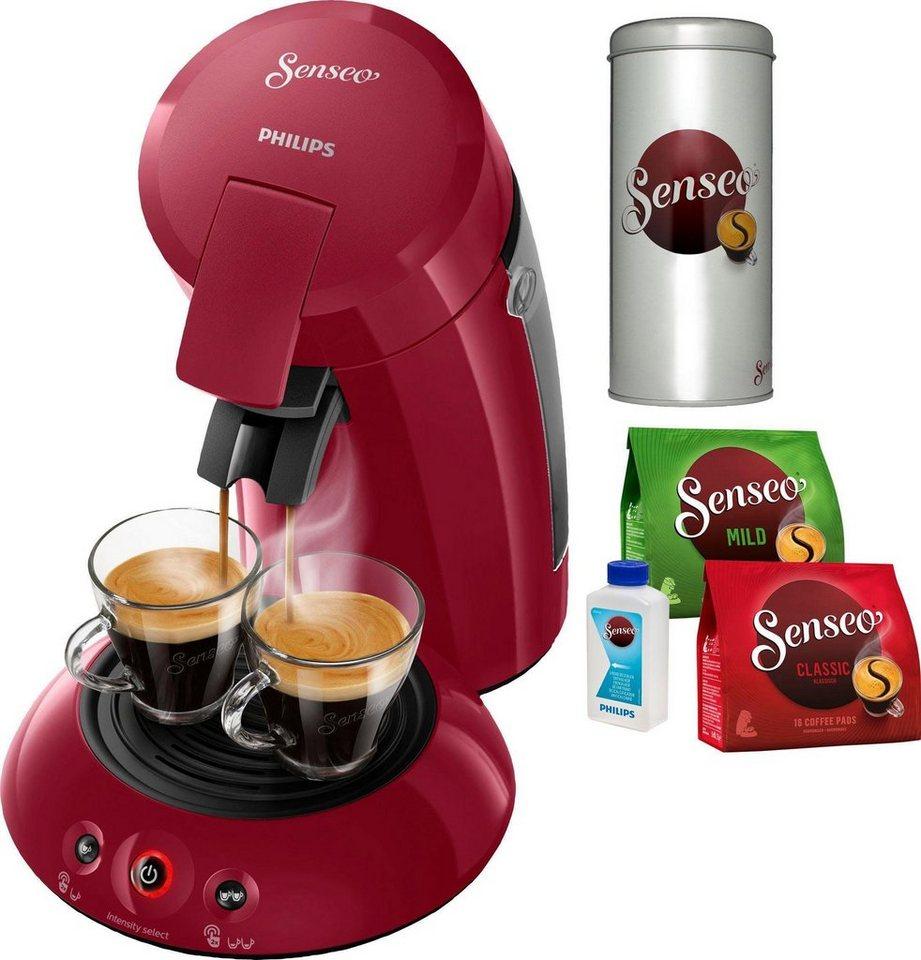 Senseo Kaffeepadmaschine HD6554 90 New Original Inkl Gratis Zugaben Im Wert Von