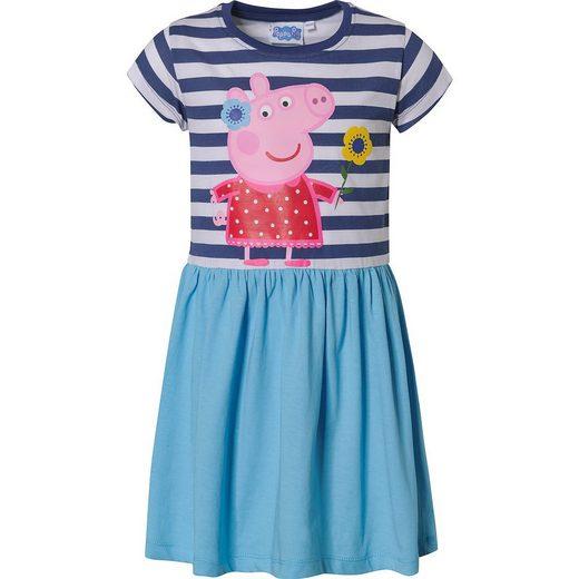 Peppa Pig Kinder Jerseykleid