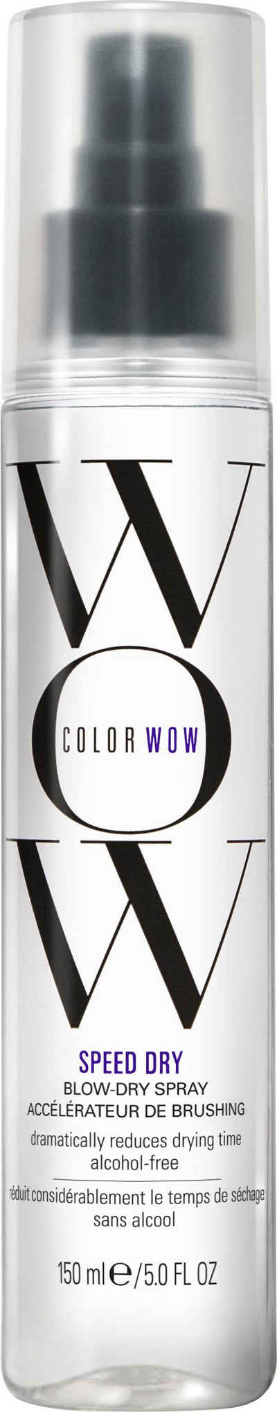 COLOR WOW Föhnlotion »Speed Dry«