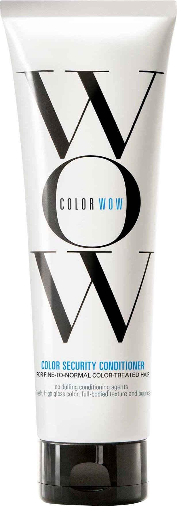 COLOR WOW Haarspülung »Color Security«, für feines bis normales Haar