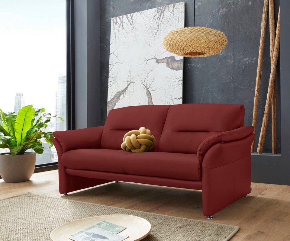 W.SCHILLIG 2,5-Sitzer »glenn«, mit geschwungenen Armteilen, Breite 198 cm  online kaufen | OTTO