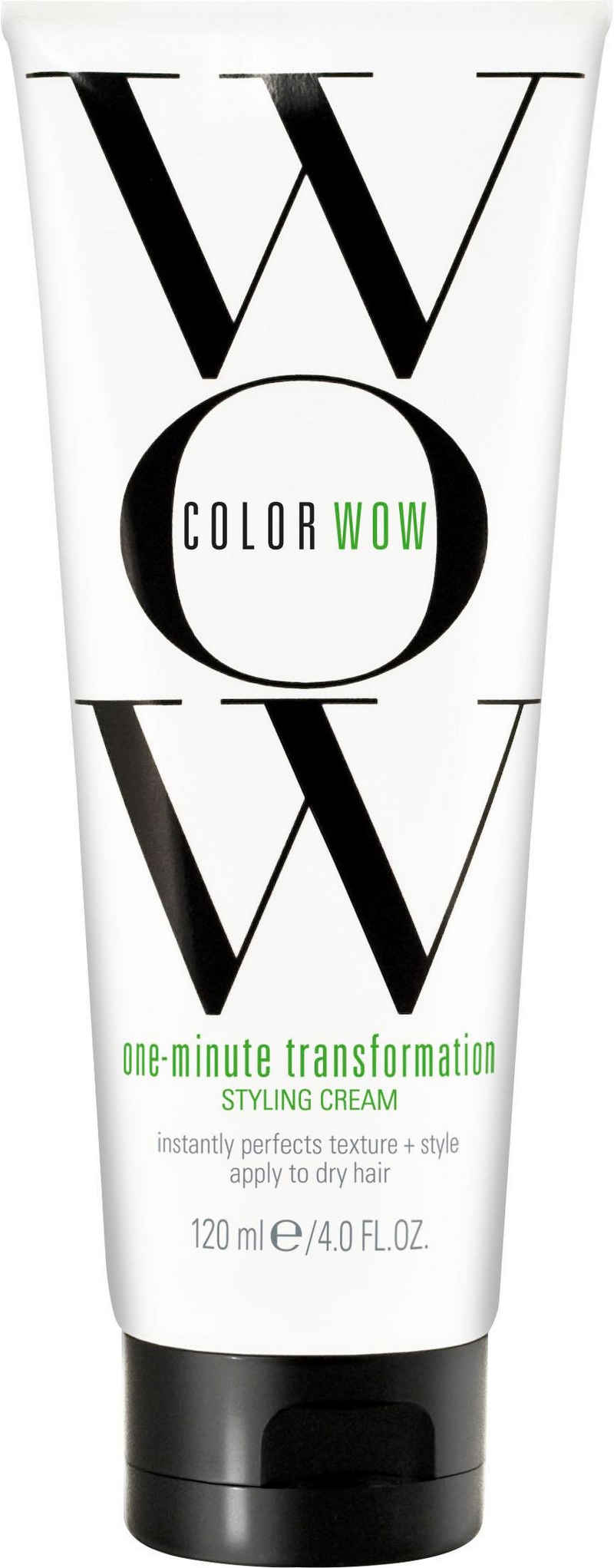 COLOR WOW Styling-Creme »One-Minute Transformation«