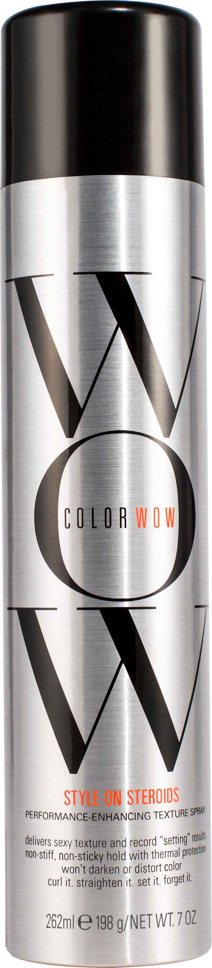 COLOR WOW Haarspray »Style On Steroids«