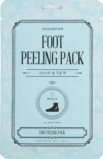 KOCOSTAR Fußmaske »Foot Peeling Pack«