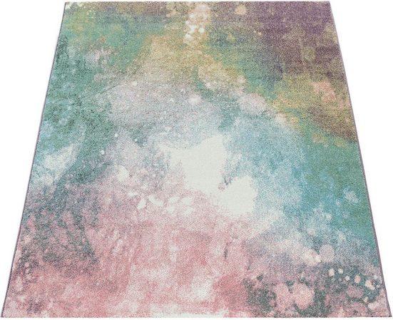 Teppich »Mero 100«, Paco Home, rechteckig, Höhe 17 mm