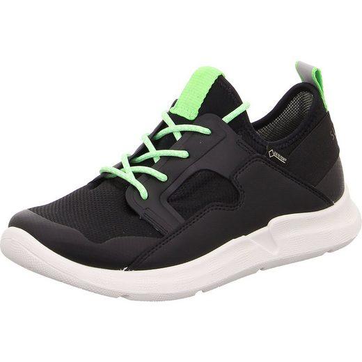 Superfit Sneakers Low THUNDER für Mädchen, WMS-Weite M4, GORE-TEX
