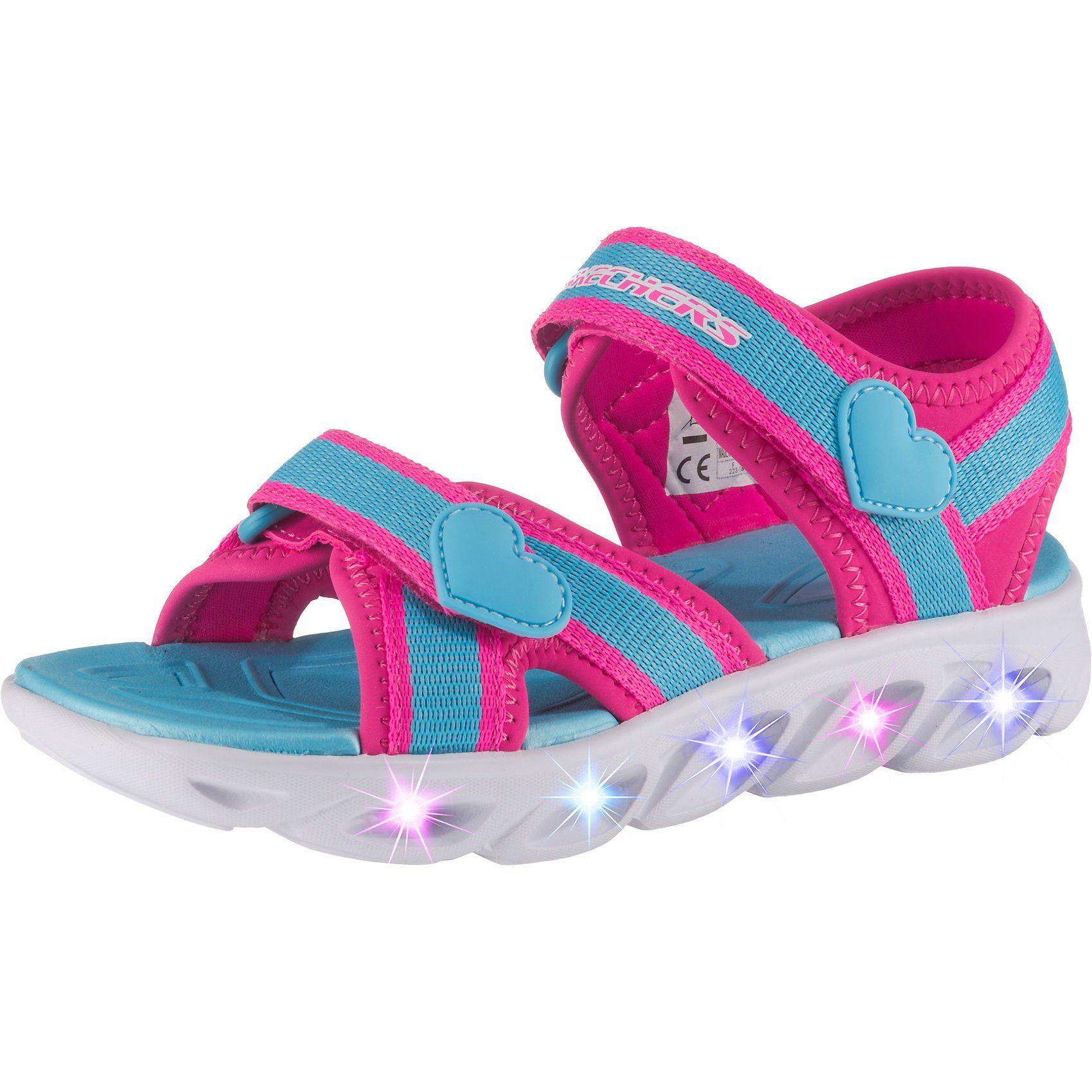 Skechers Sandalen Blinkies Hypno splash Splash Zooms für Mädchen online kaufen | OTTO