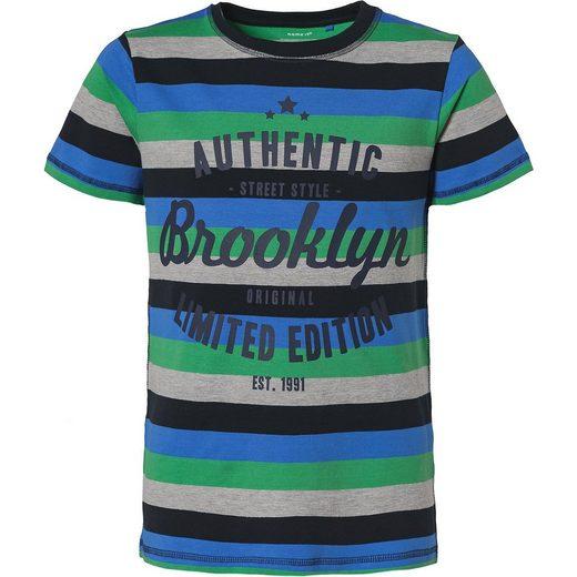 Name It T-Shirt NKMBRAD für Jungen