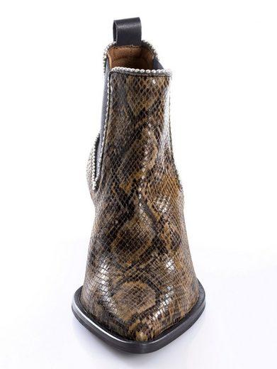 Alba Moda Chelsea in Reptil-Optik