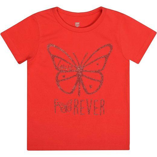 BASEFIELD T-Shirt für Mädchen