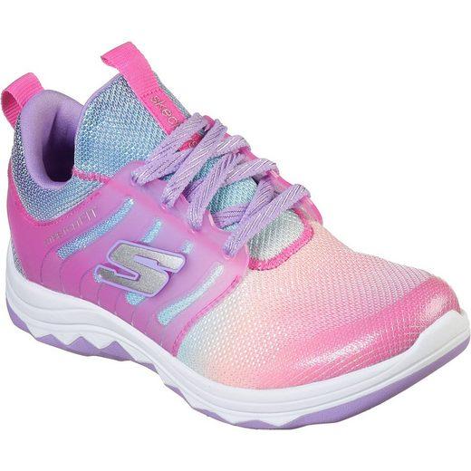 Skechers Sneakers low DIAMOND RUNNER RAINBOW DREAMS für Mädchen