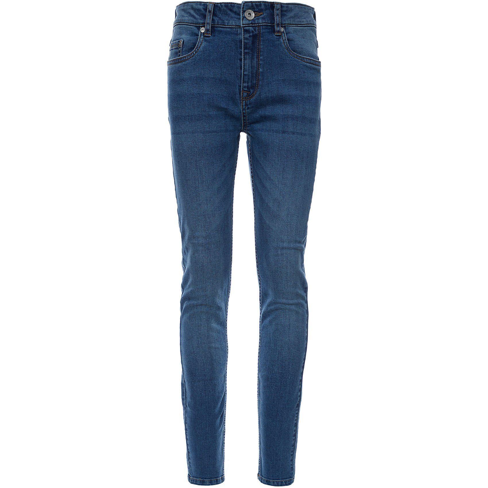 Review Review Kids Mädchen Superstretch Jeans Fivepocket