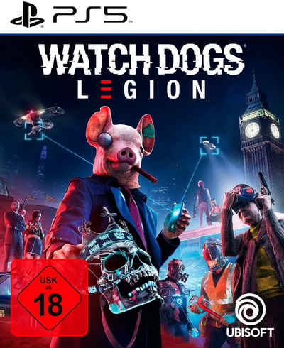 Watch Dogs: Legion PlayStation 5